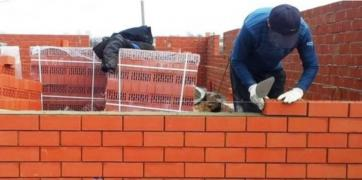 Bricklayer Work legally in Poland for builders
