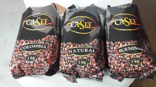 Casfe Buenisimo Касфе 70/30 арабика робуста кофе кава испания