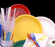 Disposable tableware - Kiev, Ukraine. Buy wholesale and retail