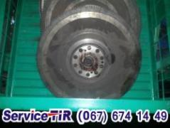 Flywheel DAF XF-105 b/y