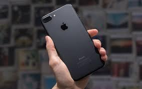 Iphone iPhone 7+ 32/128 /256 black, Golden, red, pink