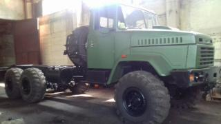 KrAZ 260 chassis in perfect condition