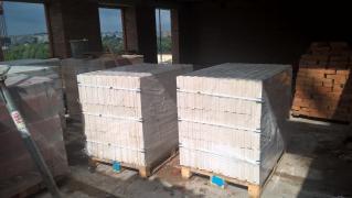 Производим и продаем пазогребневые гипсоплиты