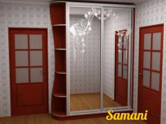 Шкафы-купе, Samani, Харьков