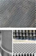 Сверлильный станок фланец трубной решетки, сита, швеллер