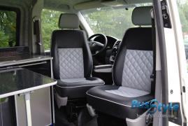 Тюнинг Внутренний Переоборудование переделка перетяжка микроавтобусов переобладнан